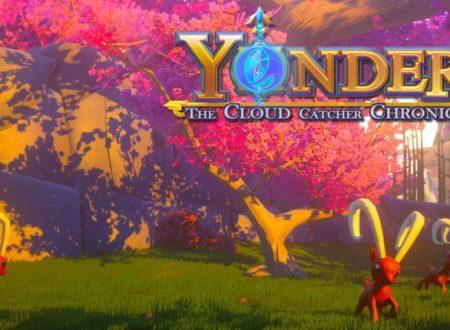 Yonder: The Cloud Catcher Chronicles, titolo in arrivo il 17 maggio sull'eShop di Nintendo Switch