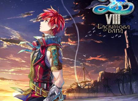 Ys VIII: Lacrimosa of DANA, incontra Adol Christin nel nuovo trailer pubblicato