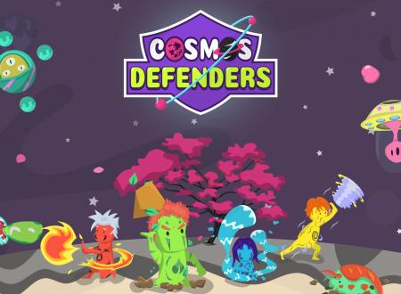 Cosmos Defenders: pubblicato un nuovo gameplay trailer sul titolo