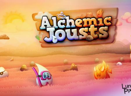 Alchemic Jousts: uno sguardo in video al titolo dai Nintendo Switch europei