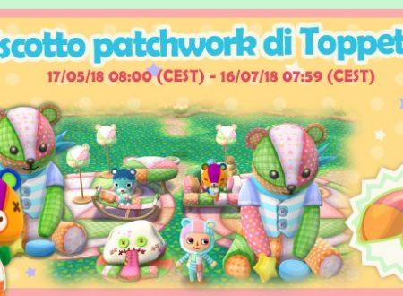 Animal Crossing: Pocket Camp, ora disponibile il biscotto della fortuna di Toppetta