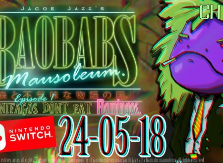 Baobabs Mausoleum Ep.1: Ovnifagos Don´t Eat Flamingos, il titolo disponibile il 24 maggio sui Nintendo Switch europei