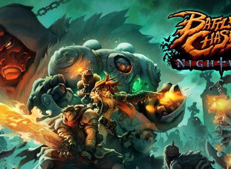 Battle Chasers: Nightwar, pubblicato un nuovo trailer sul titolo, presto su Nintendo Switch
