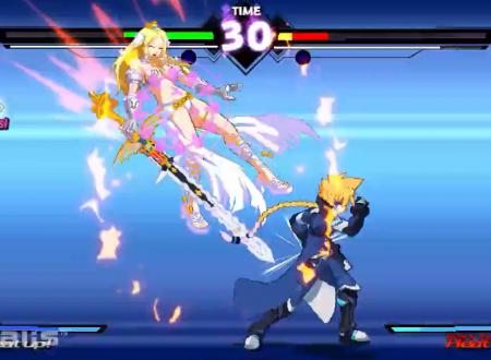 Blade Strangers: Gunvolt di Azure Striker Gunvolt sarà un personaggio giocabile nel titolo