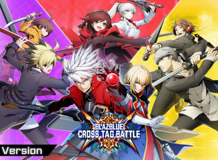 BlazBlue Cross Tag Battle: la demo open è ora disponibile sui Nintendo Switch giapponesi