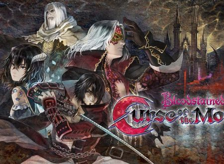 Bloodstained: Curse of the Moon, mostrati i nostri 16 minuti di gameplay del titolo dai Nintendo Switch europei