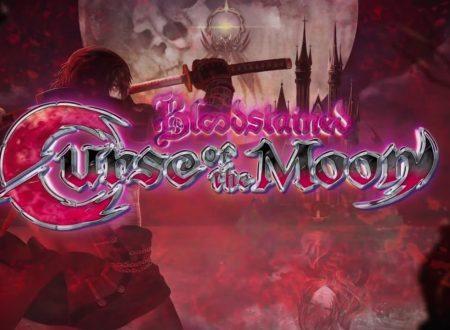 Bloodstained: Curse of the Moon, ora disponibile la versione 1.1 sui Nintendo Switch europei