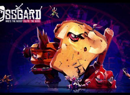 Bossgard: il titolo è in arrivo nei prossimi mesi sull'eShop di Nintendo Switch