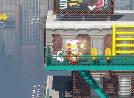 Captain Toad: Treasure Tracker, pubblicati i screenshots della versione per Nintendo 3DS