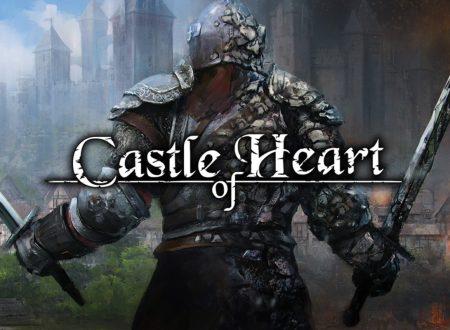 Castle of Heart: il titolo aggiornato con un corposo update su Nintendo Switch