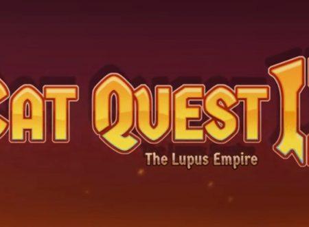 Cat Quest II: il titolo annunciato e ufficialmente in arrivo anche su Nintendo Switch