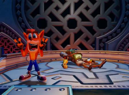Crash Bandicoot N. Sane Trilogy: il titolo anticipato, ora in arrivo il 29 giugno su Nintendo Switch