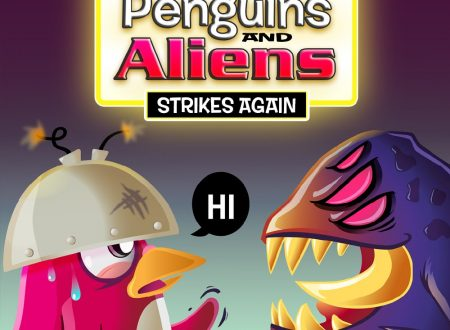 Dead Fun Pack: Penguins and Aliens Strikes Again, il titolo è in arrivo il 24 maggio su Nintendo Switch