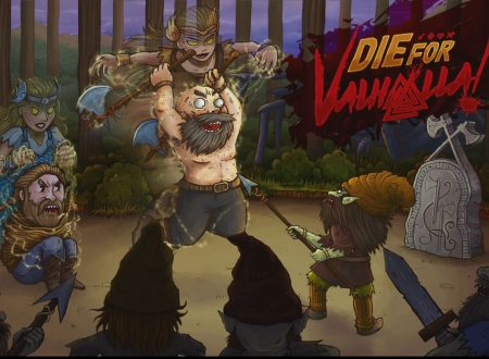 Die for Valhalla!: uno sguardo in video al titolo dai Nintendo Switch europei