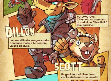 Dillon's Dead-Heat Breakers: il titolo è ora in arrivo il 25 maggio sui Nintendo 3DS europei