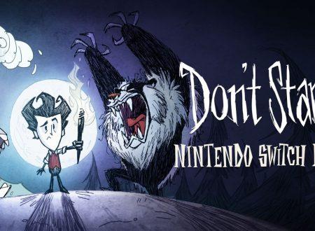 Don't Starve: Nintendo Switch Edition, il titolo aggiornato alla versione 1.0.2