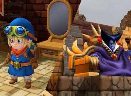 Dragon Quest Builders 2: pubblicati dei nuovi video e informazioni sul titolo