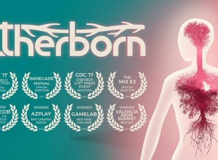 Etherborn: il titolo è in arrivo nel corso della primavera sull'eShop di Nintendo Switch