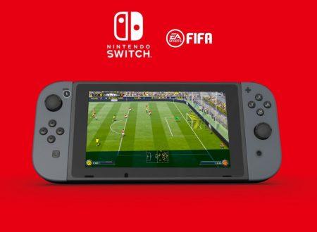 FIFA 19: il titolo confermato per l'uscita anche su Nintendo Switch