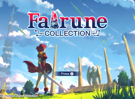 Fairune Collection: i primi 51 minuti del titolo dai Nintendo Switch europei
