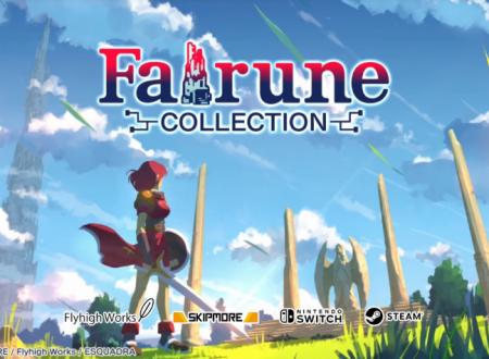 Fairune Collection: pubblicato un nuovo trailer sul titolo in arrivo su Nintendo Switch
