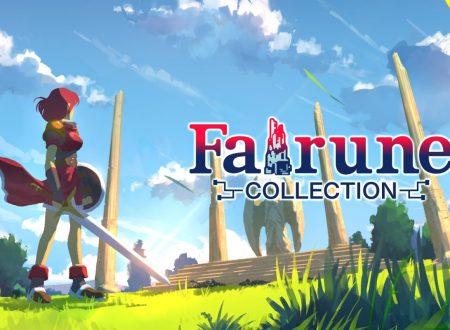 Fairune Collection: pubblicato il trailer di lancio del titolo su Nintendo Switch