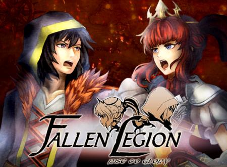 Fallen Legion: Rise to Glory: pubblicato il trailer di lancio del titolo