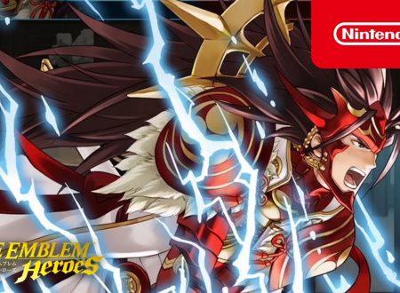 Fire Emblem Heroes: svelato l'evento evocazione Eroi leggendari: Ryoma, il samurai sublime