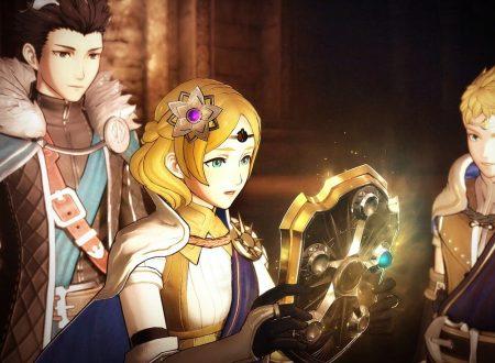 Fire Emblem Warriors: il Team Ninja spiega il perchè Darios non è un personaggio giocabile nel titolo