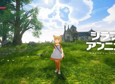 Giraffe and Annika: il titolo è in arrivo nel 2019 anche su Nintendo Switch