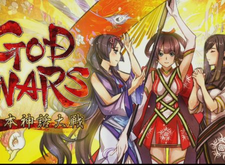 God Wars: The Complete Legend, il titolo è ora in pre-download sui Nintendo Switch giapponesi