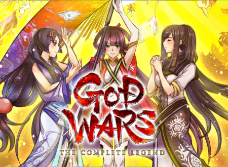 God Wars: The Complete Legend, pubblicato l'Overview Trailer sul titolo, in arrivo il 31 agosto sui Nintendo Switch europei