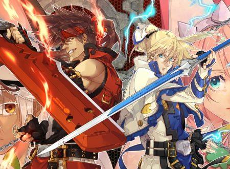 Guilty Gear: il primissimo capitolo della serie è in arrivo su Nintendo Switch