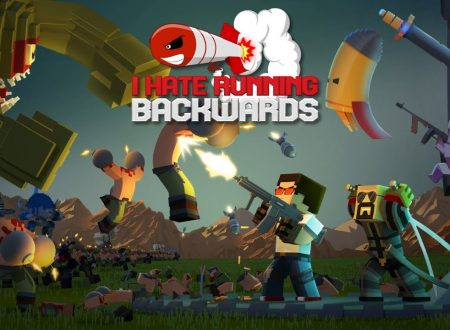 I Hate Running Backwards: il titolo è in arrivo in estate su Nintendo Switch