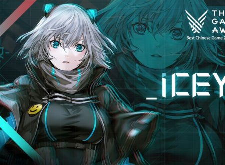 ICEY: i primi 21 minuti di video gameplay del titolo dai Nintendo Switch europei