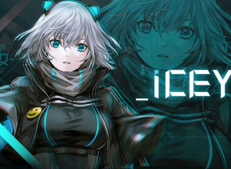 ICEY: il titolo è in arrivo il 31 maggio sui Nintendo Switch giapponesi