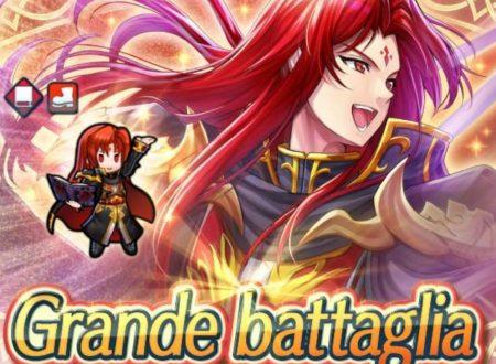 Fire Emblem Heroes: la grande battaglia: Julius, è ora disponibile nel titolo