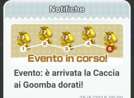 Super Mario Run: svelato il ritorno della Caccia ai Goomba dorati, ora disponibile