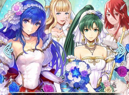 Fire Emblem Heroes: ora disponibile la preferenza evocazione: Evviva le spose