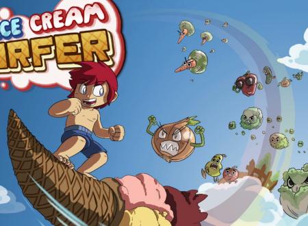 Ice Cream Surfer: il titolo è in arrivo il 17 maggio sull'eShop europeo di Nintendo Switch