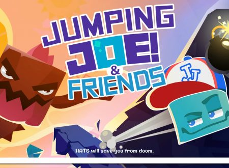 Jumping Joe & Friends: uno sguardo in video al titolo dai Nintendo Switch europei