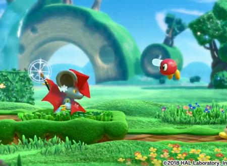 Kirby Star Allies: un nuovo video mostra in azione Daroach nel titolo