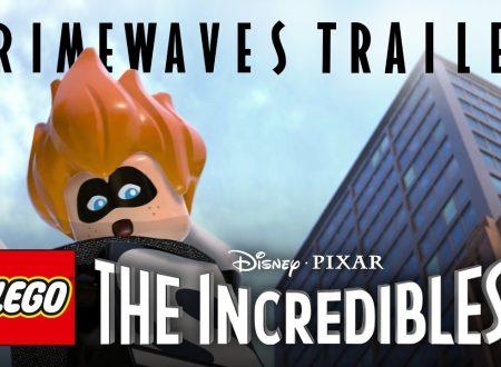 LEGO Gli Incredibili: mostrato un trailer sulle missioni CrimeWaves