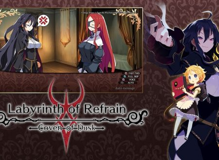 "Labyrinth of Refrain: Coven of Dusk, pubblicato il nuovo trailer ""The Wrong Idea"""