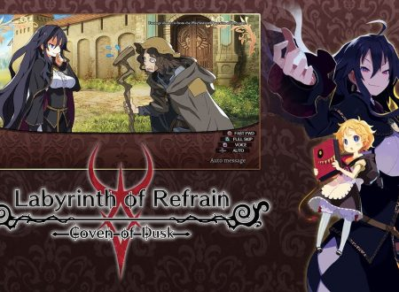 "Labyrinth of Refrain: Coven of Dusk, pubblicato il nuovo trailer ""We Are Done Here"""