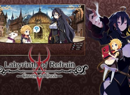 "Labyrinth of Refrain: Coven of Dusk, pubblicato il nuovo trailer ""B-B-Breaking and Entering!?"