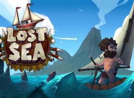 Lost Sea: il titolo è in arrivo il 31 maggio sull'eShop di Nintendo Switch