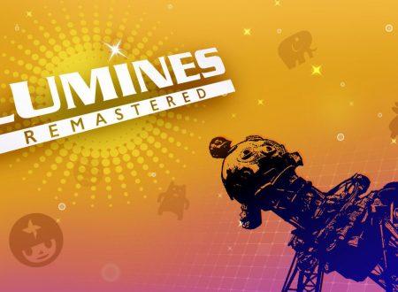 Lumines Remastered: il titolo aggiornato alla versione 1.1.1 sui Nintendo Switch europei