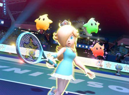 Mario Tennis Aces: pubblicati 10 minuti di gameplay dal London Comic Con