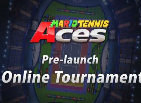 Mario Tennis Aces: rivelati i quattro personaggi disponibili nella demo del torneo online